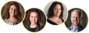 Nephrology Practice Solutions team members Tammy, Amy, Kim, and Mark can help with specialized services for your practice